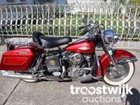 Motorräder Harley Davidson und Victory in Mollersdorf (Oktober)