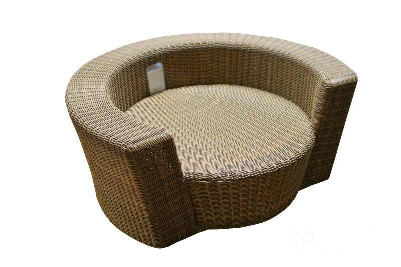 Dedon Hemisphere Stoollounge Chair Troostwijk