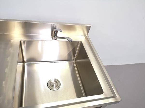 Profil Ssteel Commercial Kitchen Sink Troostwijk
