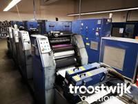 Offsetdruck-, Falzmaschinen und Zubehör