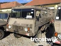 ÖBH PKWs VW, Pinzgauer und Mercedes in Graz (Oktober)