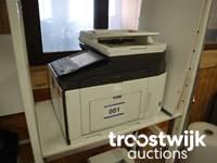 Bürodrucker Sharp und Büroequipment, Texingtal