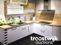 Ausstellungsküchen und Elektro-Küchengeräte