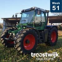 Bau- und Landmaschinen | Woche 51