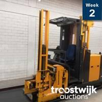 Bau- und Landmaschinen | Woche 2
