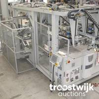 Maschinen eines Polymerherstellers