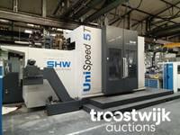 CNC-Fräszentren und Metallbearbeitung inklusive Zubehör