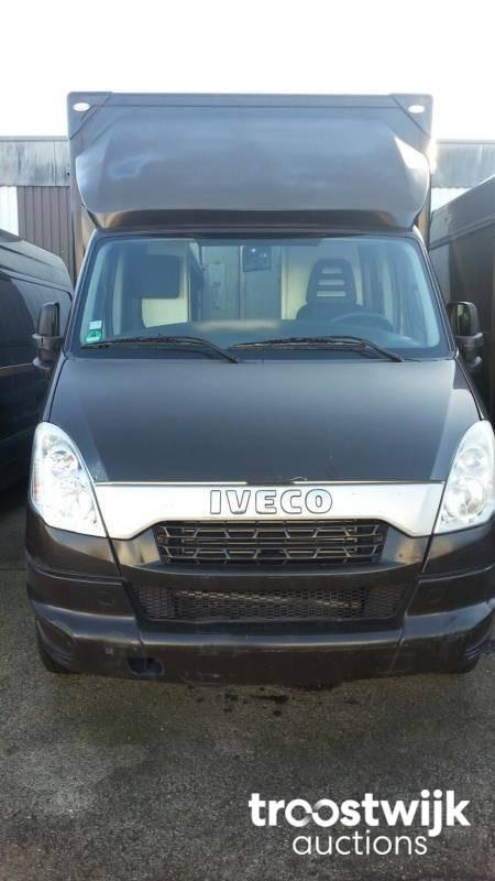 Iveco Daily 6 5 T Erdgas Transporter Troostwijk