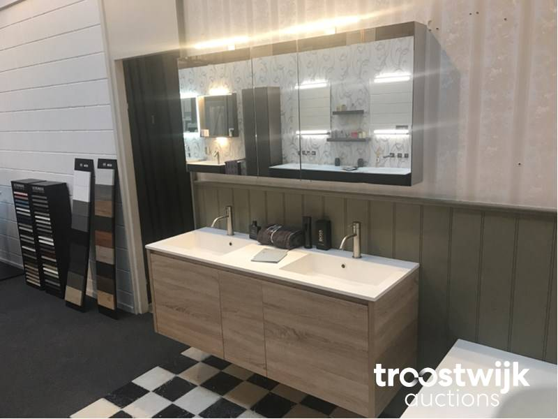 3 Piece Bathroom Furniture Set