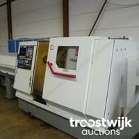 Bearbeitungszentrum / CNC-Drehmaschine Traub