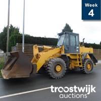 Bau- und Landmaschinen | Woche 4