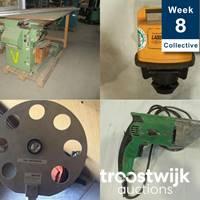Sammelauktion Woche 8 - Leasing-Rückläufer, Lagerware und mehr