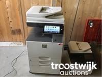 2 Stk. Bürodrucker Sharp