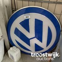 Spezial-Werkzeuge VW, Werbetafeln VW