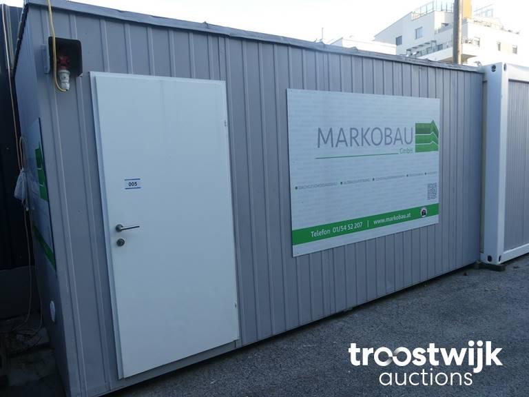 Insolvenz Markobau GmbH