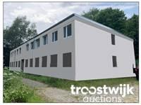 Wohn- und Bürocontaineranlage