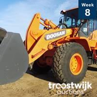 Bau- und Landmaschinen | Woche 8