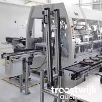Produktion, Logistik und Messeinrichtungen einer Elektronik- und Metallfertigung