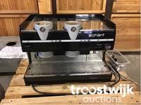 Kaffeemaschine Schärf und Zubehör in Texingtal