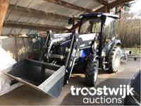 Traktor LOVOL TB 504 in Texingtal