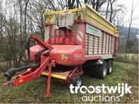 Mehrzweck-Ladewagen PÖTTINGER Europrofi 5010 D