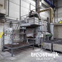 Druckgussmaschinen, CNC-Maschinen und weiteres Zubehör zur Metallbearbeitung