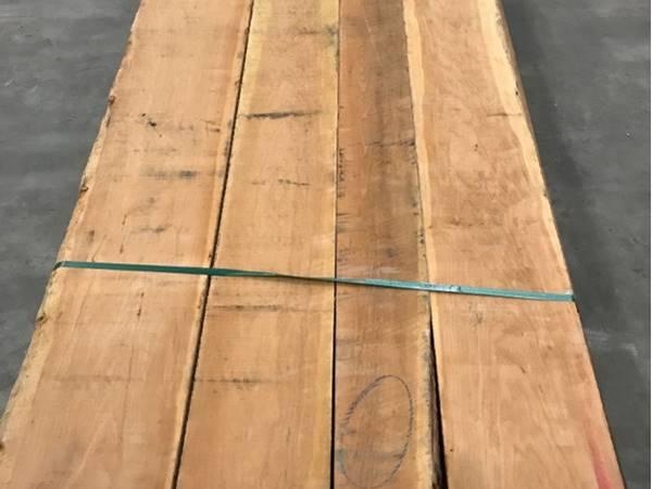 lot of American cherry wood approx. 0,356 m³ - Troostwijk
