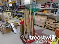 Inventar und Warenbestand eines Baumarktes