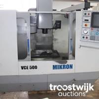 Maschinen, Werkzeuge und Zubehör aus der Metallbearbeitung