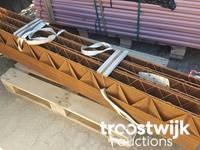 Materialien für Betonverarbeitung