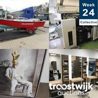 Sammelauktion Woche 24 - Leasing-Rückläufer, Lagerware und mehr