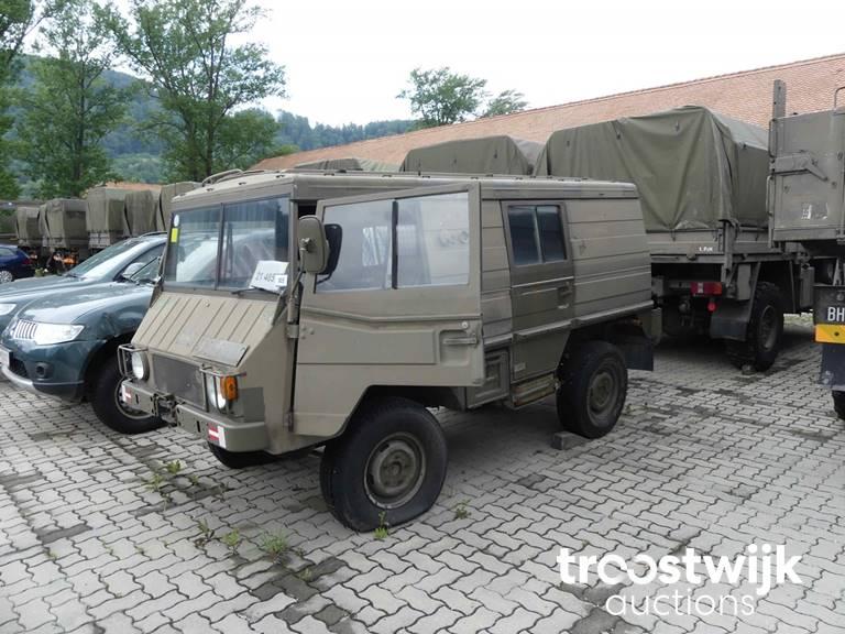 ÖBH PKW wie Pinzgauer, 12M18 und Puch G in Graz