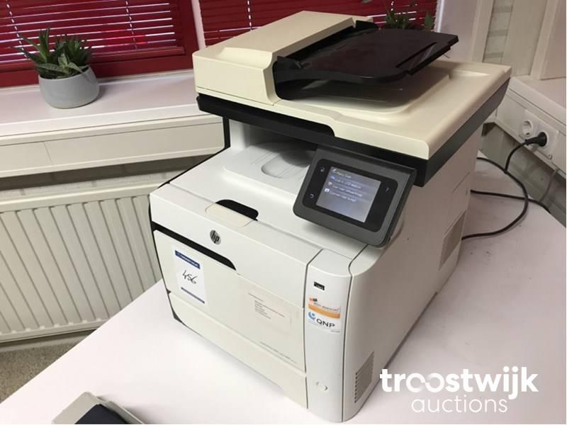 Hp Laserjet Pro 400 Color Mfp M475dn Multifunctional Troostwijk