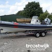 RIB-Schlauchboot Ocean RIB 725