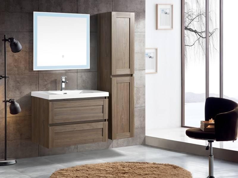 Desag/üe para lavabo WOOHSE v/álvula de sif/ón Pop up para lavabo