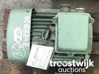 Motoren und Ersatzteile für Industrie- und Produktionsanlagen