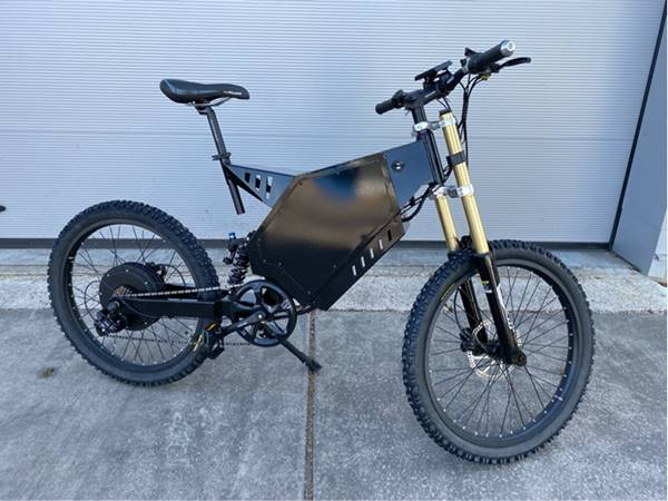 2020 Hdr R Stealth Bomber Atb 3000w Electric Bike Troostwijk