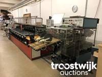 Grafische Maschinen der Firma Buchbinder Henk