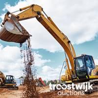 Baumaschinen & Baustelle | Woche 3