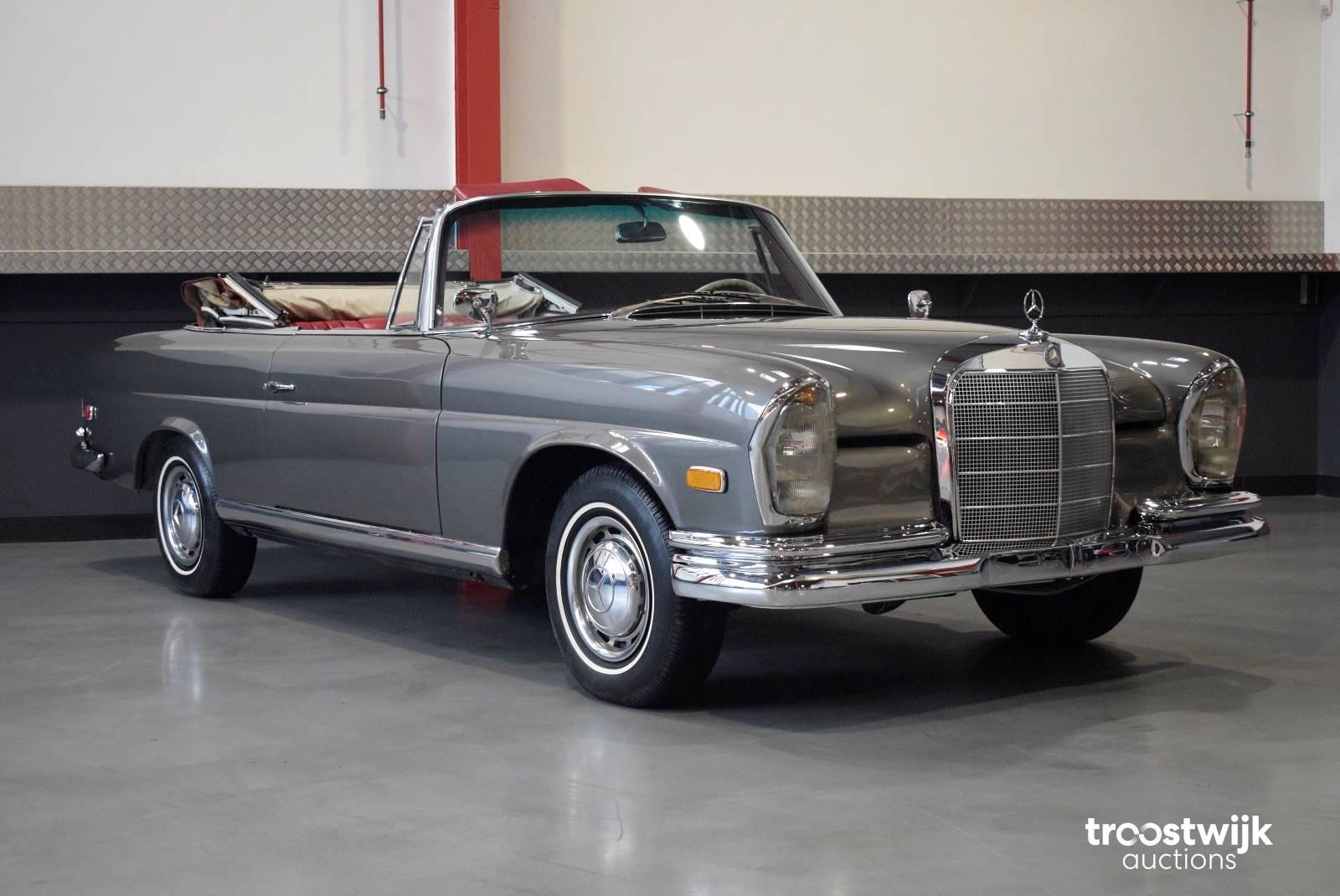 Classic Vintage Advertisement Ad H05 1962 Mercedes Benz 220SE Coupe