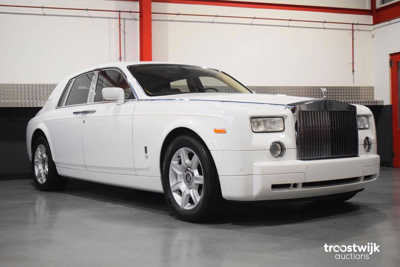 2005 Rolls Royce Phantom Limousine 6 75l V12 Car Troostwijk