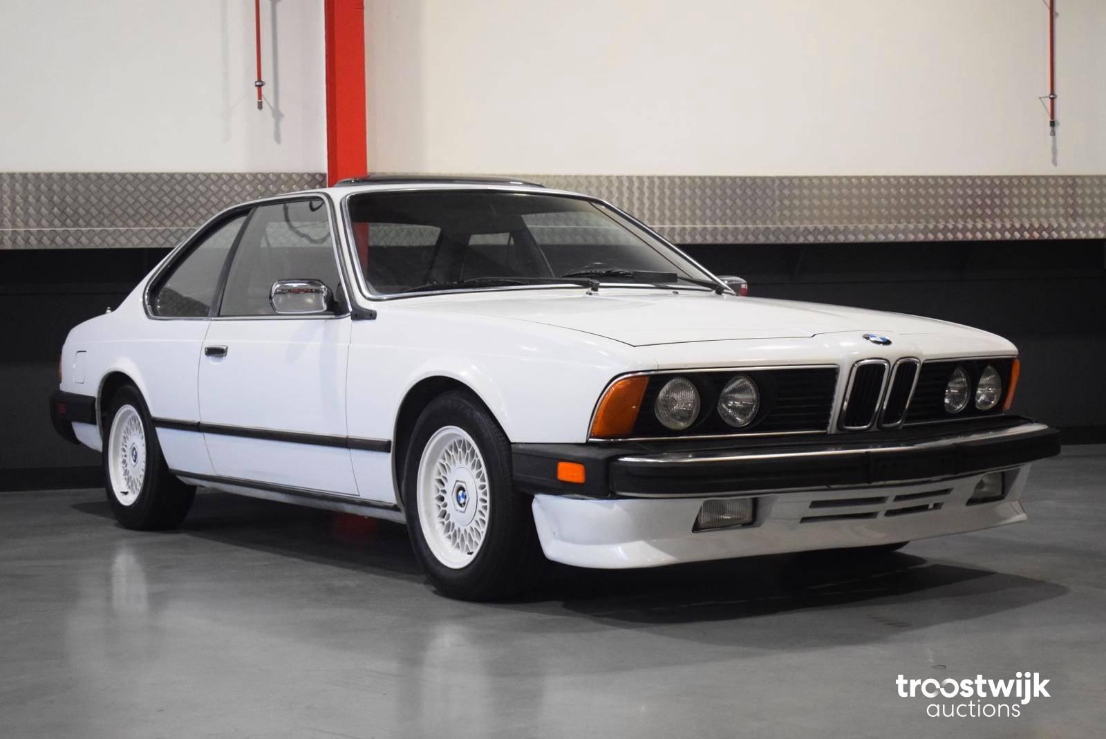 1987 Bmw 635 Csi E24 Coupe 3 4l Vintage Car Gt 30 Troostwijk