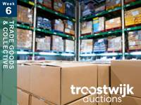 Sammelauktion & Warenbestand   Woche 6