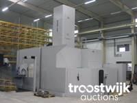 Online-Auktion von einer CNC-Karussell-, Dreh-, und Fräsmaschine Dörries VCE 2400 MCFS