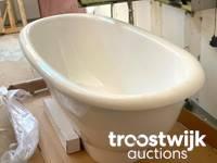 Online-Auktion von Baumaterial, Sanitärausstattung und Arbeitshandschuhen