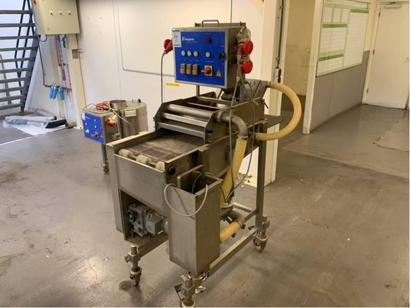 Kronus Cuocojet 230V Elektronikbox für Gemüseschneidemaschine Gam Cuocojet