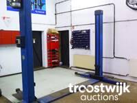 Online-Auktion von Werkstattinventar und Handarbeitsmaschinen