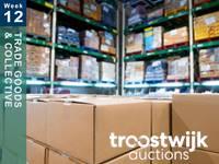 Sammelauktion & Warenbestand | Woche 12