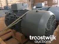 Online-Auktion von Elektromotoren u.a. Siemens, Getriebe und Elektromaterial