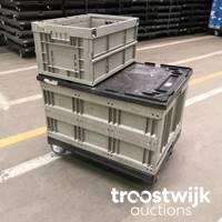 Online-Auktion von Kleinladungsträger, Kisten und Transportboxen